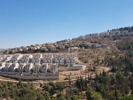 Ban Israeli Settlement Products and Services