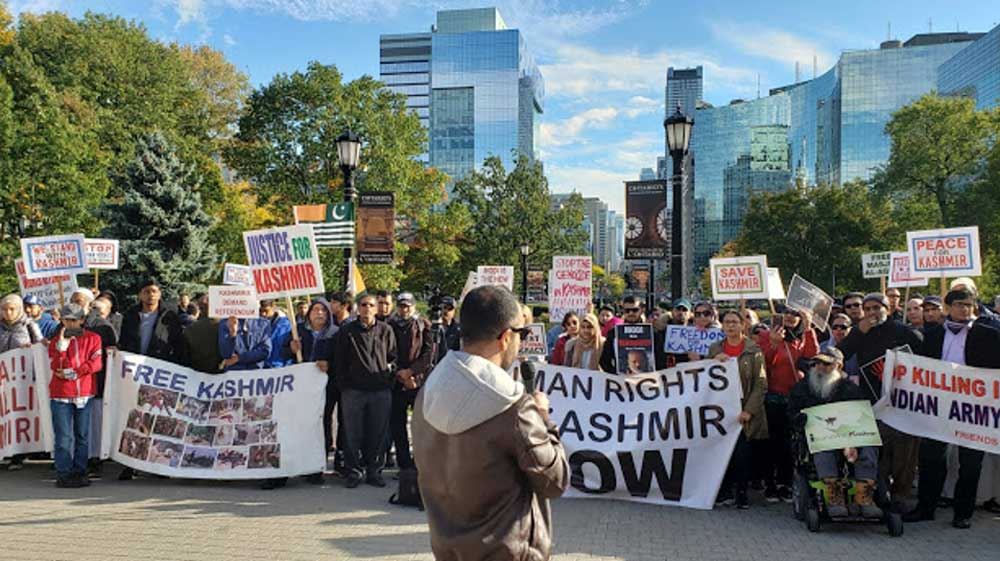 Human Rights Justice for Kashmir