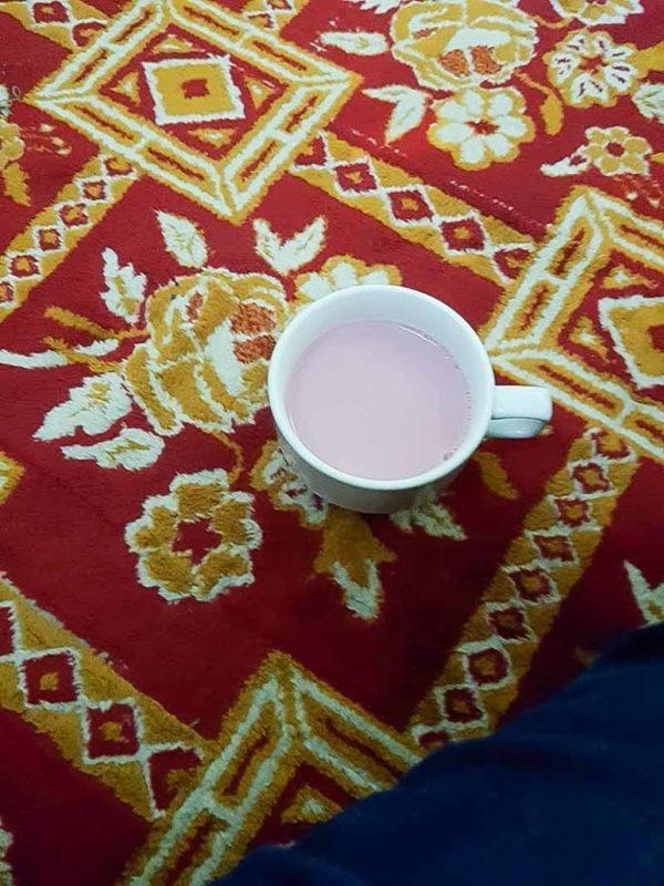 Kashmir tea set