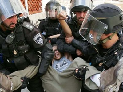 No-Military-Law-for-Any-Children-Palestine