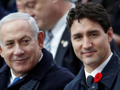"""""""Canada is an Asset for Israel"""" says Canadian government"""