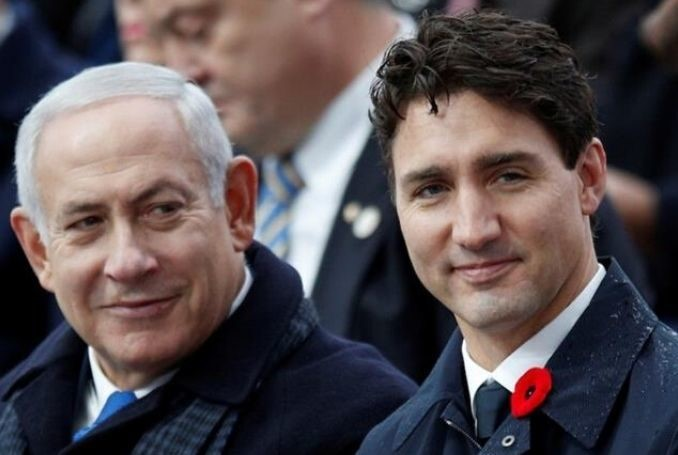 """Canada is an Asset for Israel"" says Canadian government"