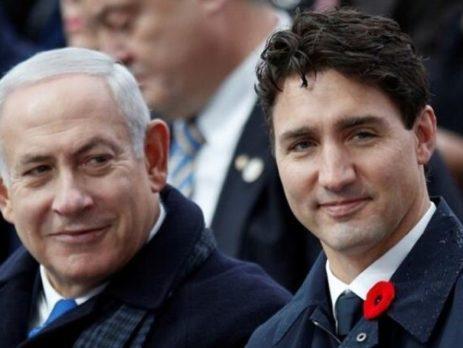 Trudeau-Netanyahu-in-Paris