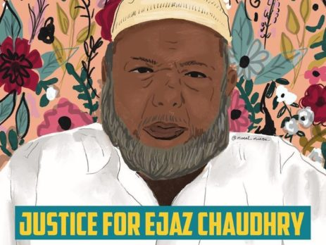 Justice for Ejaz Chaudhry