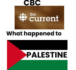 cbc where did palestine go