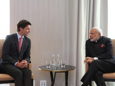 trudeau and modi form liberal site small